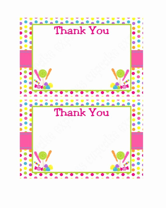 Thank You Postcard Template Inspirational 30 Free Printable Thank You Card Templates Wedding Graduation Business