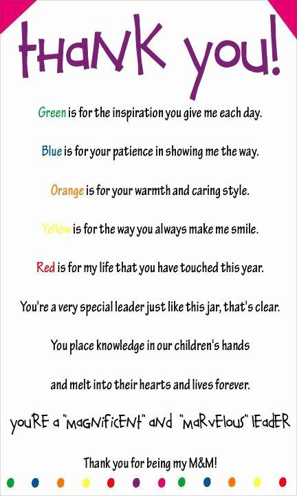 Thank You Preschool Teacher Awesome Preschool Teacher Thank You Quotes Quotesgram