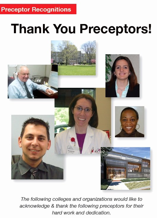 Thank You to Preceptor Elegant 1000 Images About Preceptor Recognitions Thank You On Pinterest