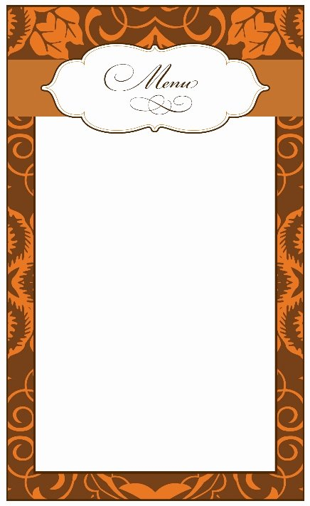 Thanksgiving Dinner Menu Template New Best Thanksgiving 2013 Printables Placemats Activities
