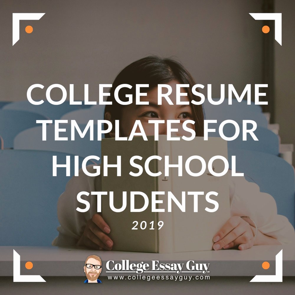 Theatre Resume Template Google Docs Unique College Resume Templates for High School Students 2019