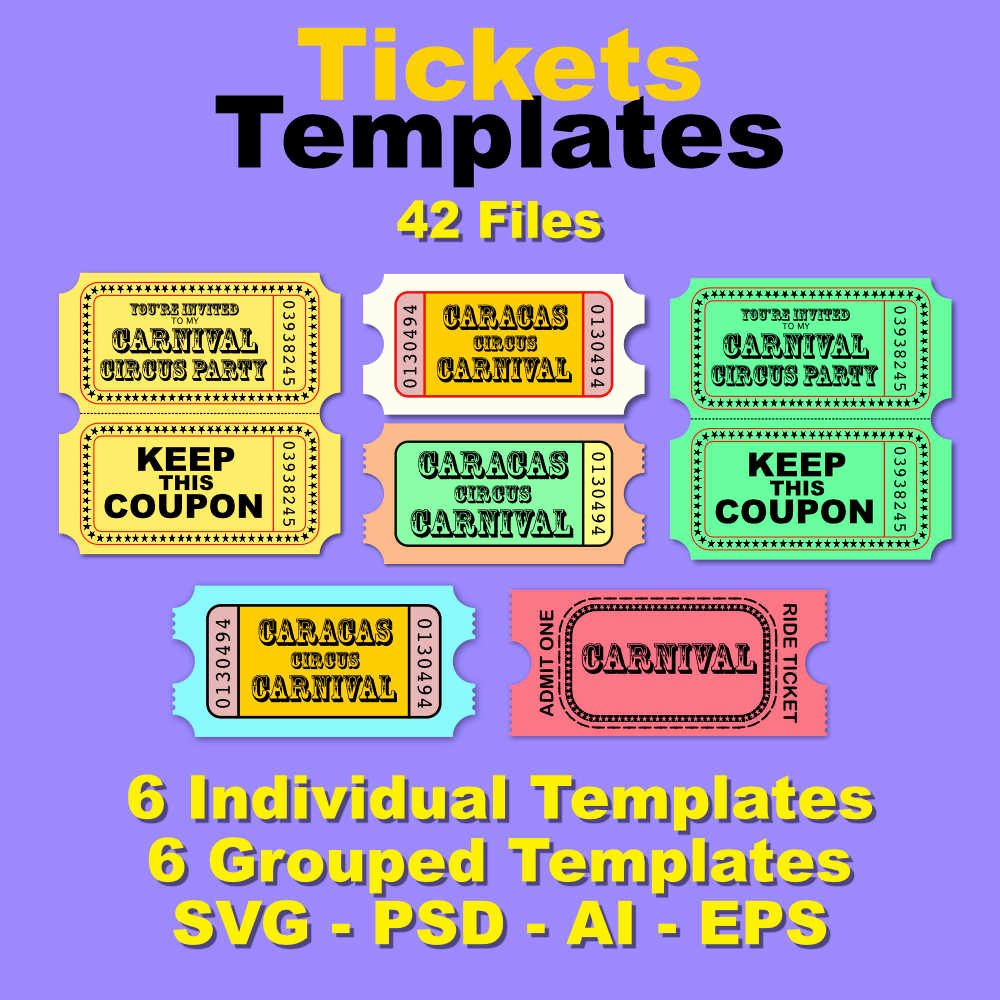 Ticket order form Template Luxury Tickets Templates 42 Files Svg Psd Eps Ai 300 Dpi Individual