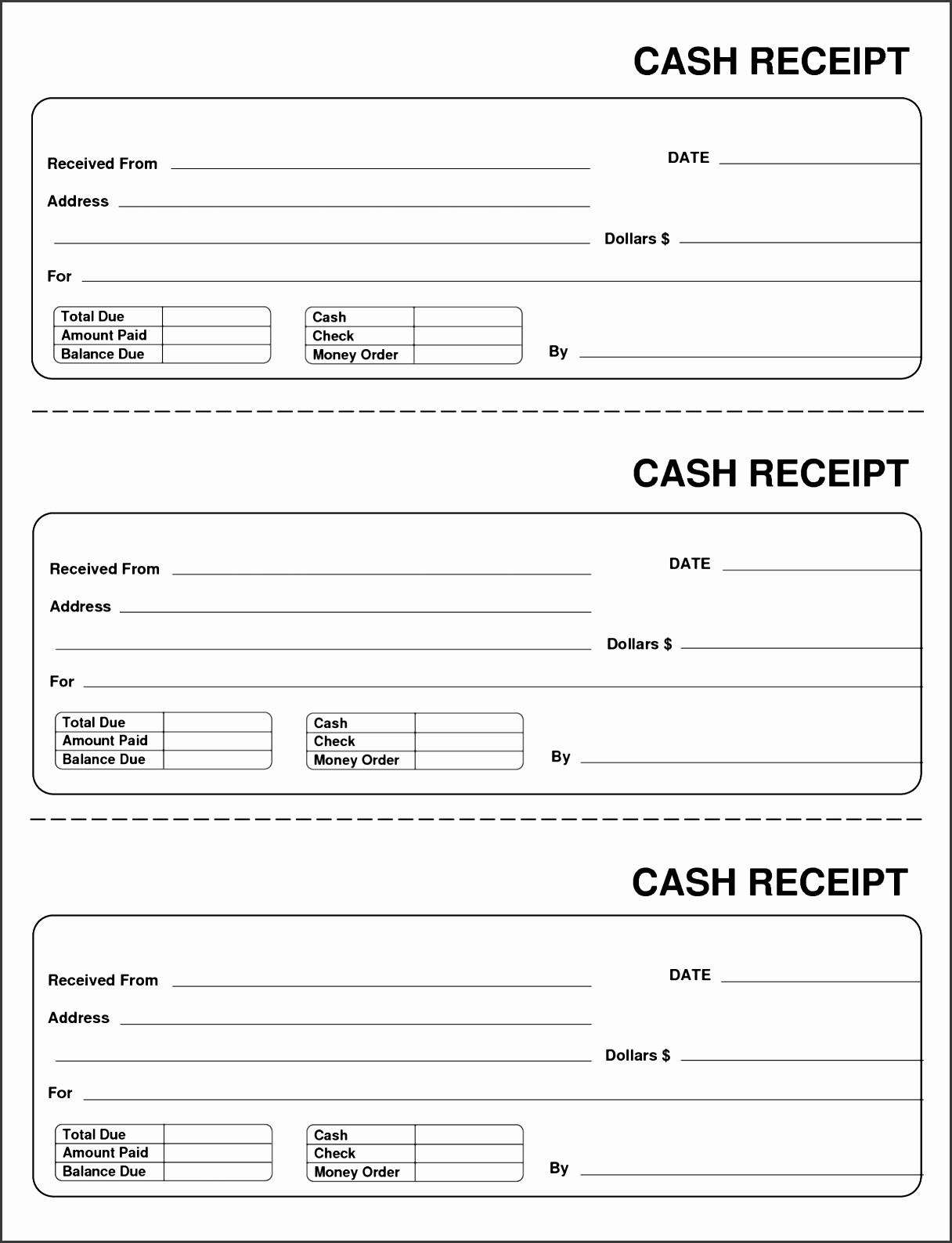 Ticket order form Template New 6 Payment Receipt Design Sampletemplatess Sampletemplatess