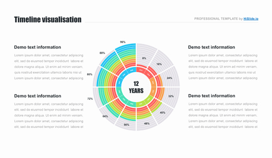 Timeline Templates for Mac Best Of A Large Collection Of Timeline for Keynote Free Download now