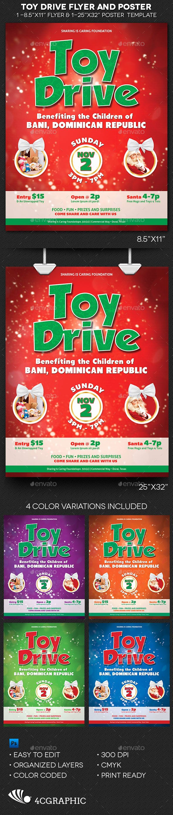 Toy Drive Flyer Template Free Best Of Free Book Drive Flyer In Word Tinkytyler Stock S & Graphics