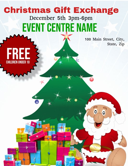 Toy Drive Flyer Template Free Elegant toy Drive Template