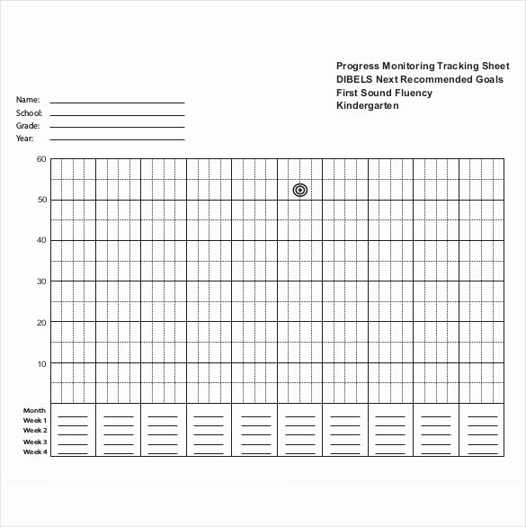 Tracking Student Progress Template Fresh 11 Progress Tracking Templates – Free Sample Example format Download
