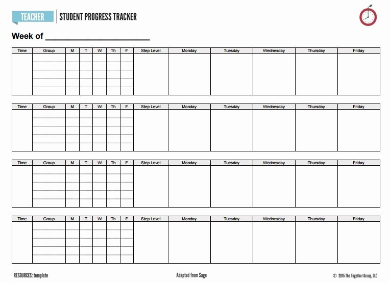 Tracking Student Progress Template Luxury Inside Sage S Clipboard A Super Duper Student Tracker the to Her Teacher the to Her Teacher