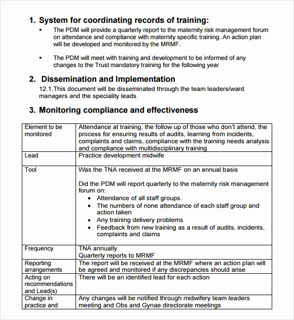 Training Needs Analysis Template Unique Free 13 Sample Training Needs Analysis Templates In Google Docs Google Sheets Ms Excel