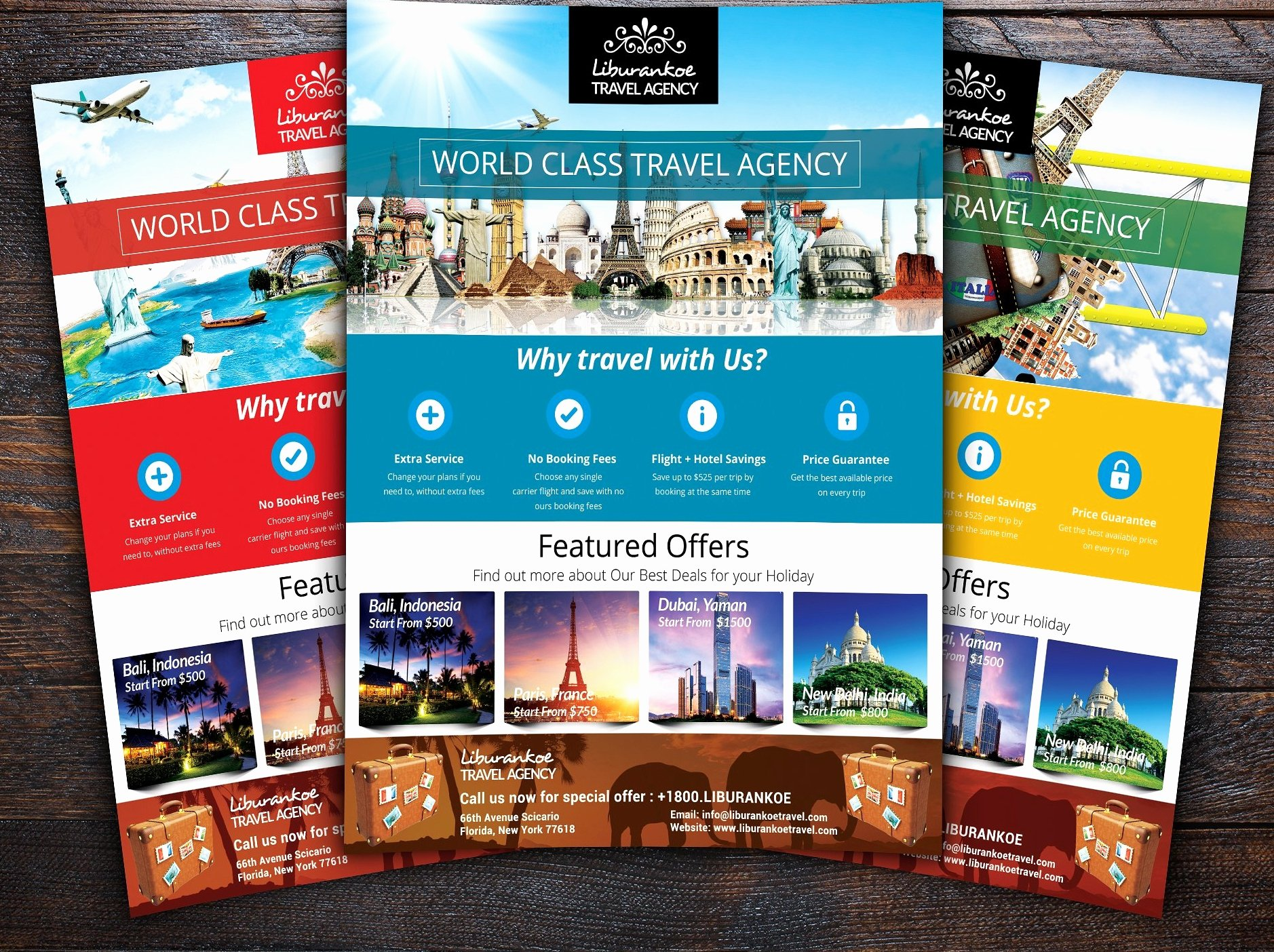 Travel Agency Advertising Samples Luxury 8 Agency Flyer Designs Psd Ai Indesign Vector Eps format Download
