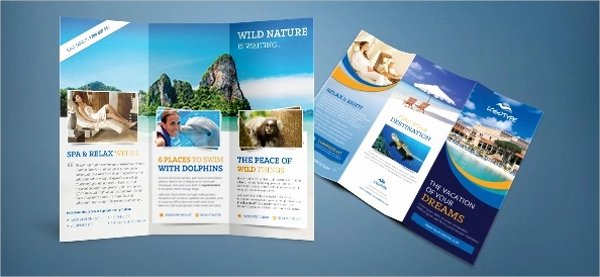 Travel Brochure Template Free Fresh 30 Travel Brochure Templates Free Psd Ai Eps format Download