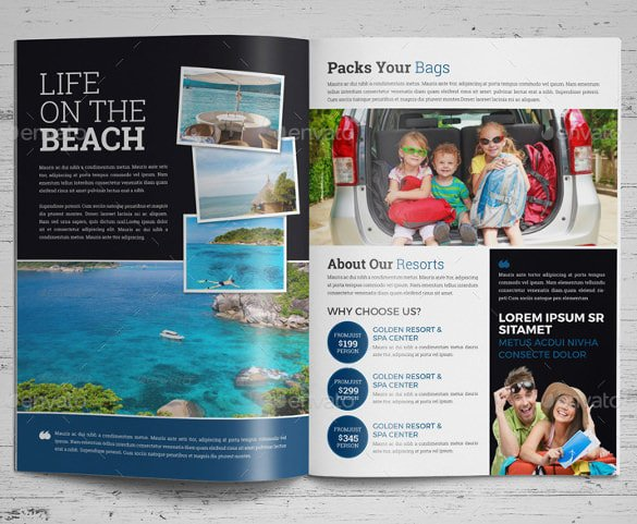 Travel Brochure Template Free Fresh Holiday Videos Pompeii Key Stage 2 Literacy