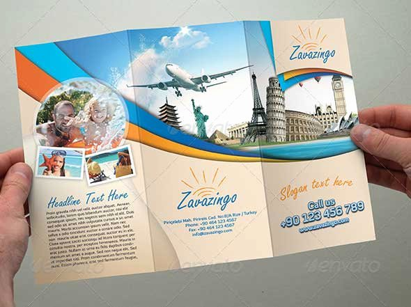 Travel Brochure Template Free Lovely Travel Brochure Template 26 Download In Psd Vector Eps Illustrator