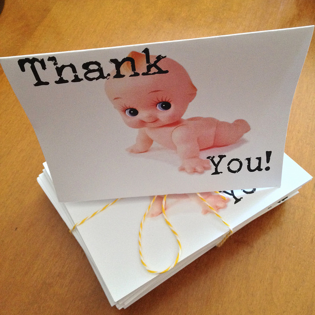 Travel themed Thank You Cards Lovely My Travel Inspired Baby Shower Mary Makes Pretty