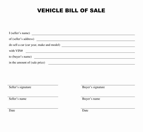 Travel Trailer Bill Of Sale Unique Printable Sample Bill Of Sale Templates form forms and Template Pinterest