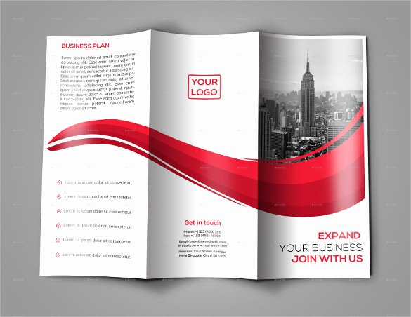 Tri Fold Brochure Psd Template New Tri Fold Brochure Templates 56 Free Psd Ai Vector Eps format Download