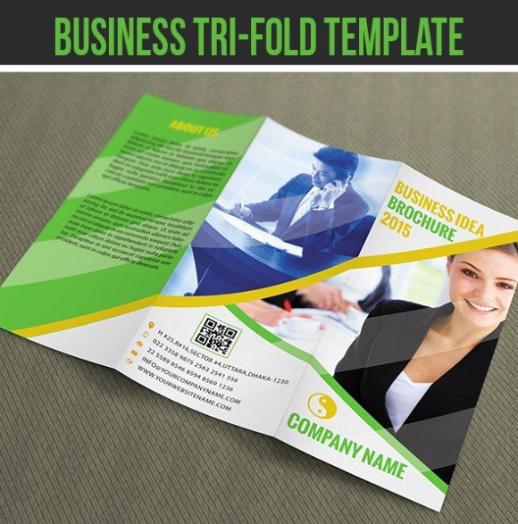 Tri Fold Brochure Template Psd Luxury 65 Print Ready Brochure Templates Free Psd Indesign & Ai Download