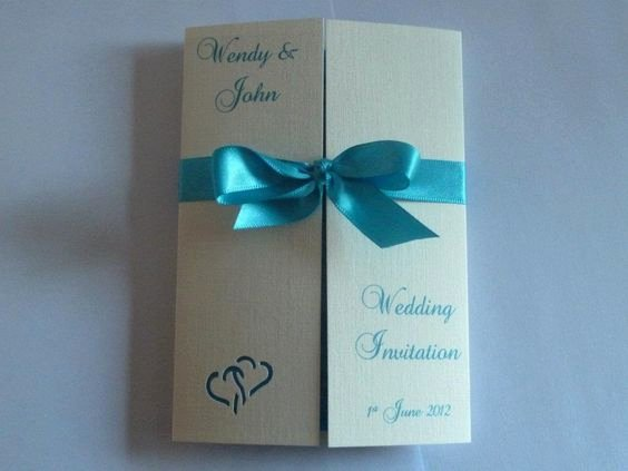 Tri Fold Invitation Template Luxury Tri Fold Wedding Invitation Template
