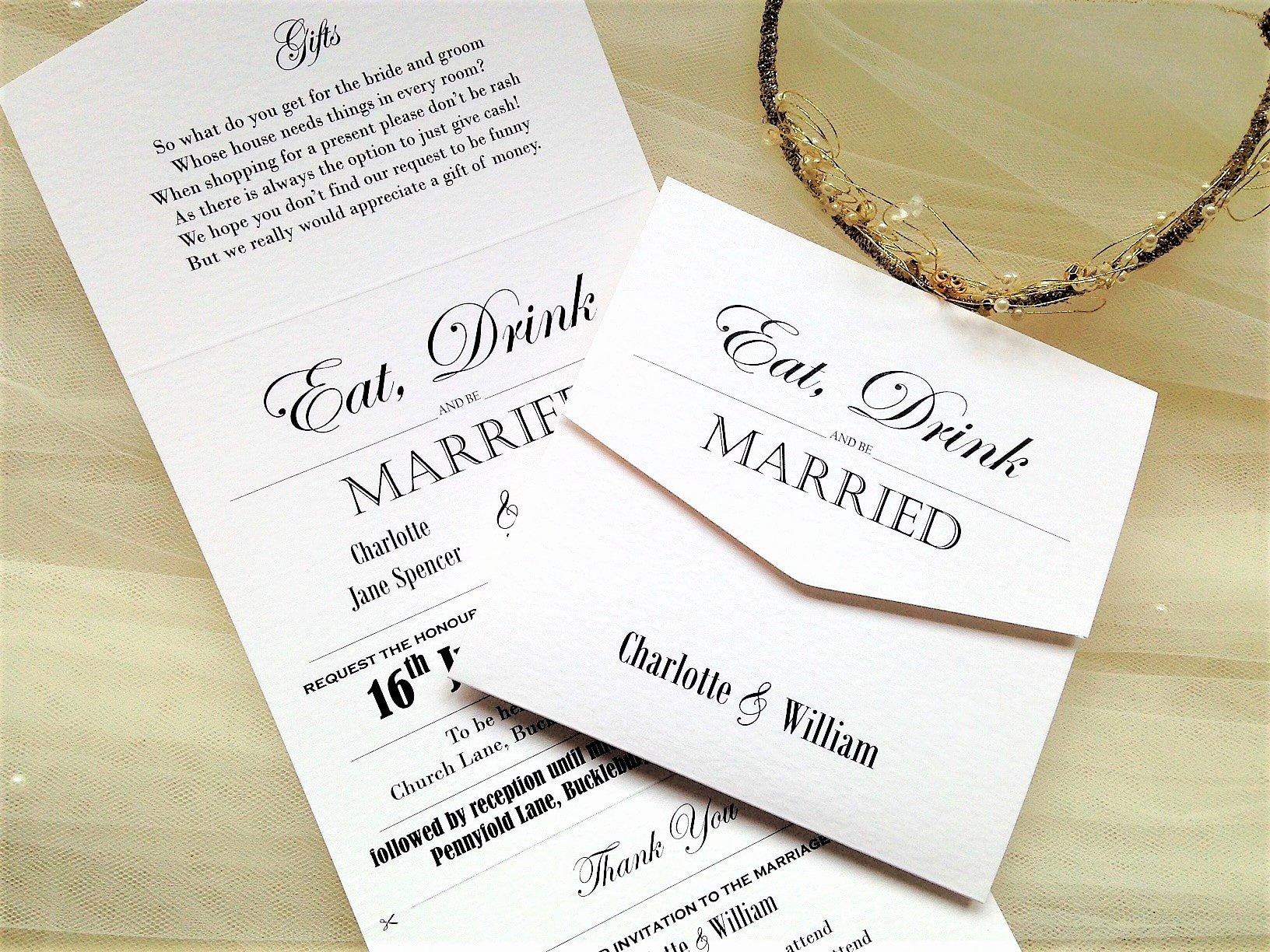 Tri Fold Wedding Invitations Best Of Vintage Tri Fold Wedding Invitations