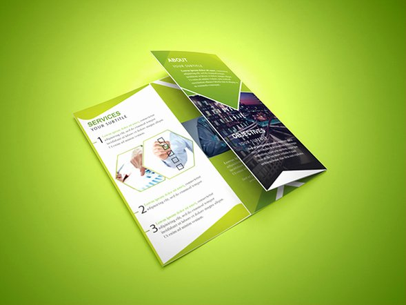 Trifold Brochure Template Illustrator Awesome 21 Free Brochure Templates Psd Ai Eps Download