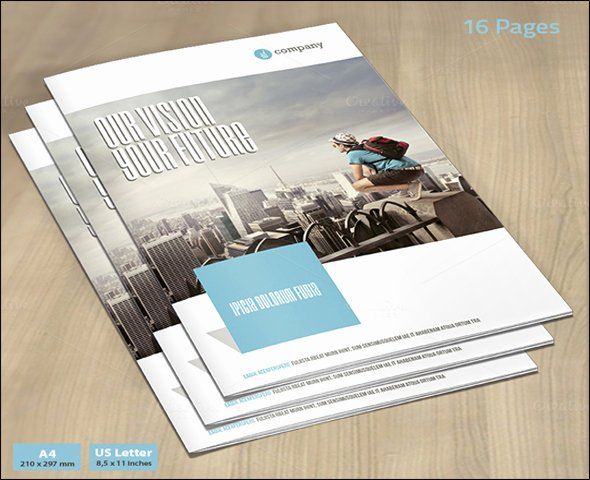 Trifold Brochure Template Photoshop Awesome 100 Free & Premium Corporate Brochure Design Templates