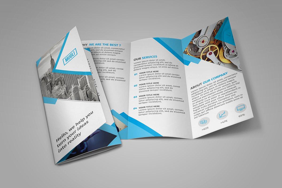 Trifold Brochure Template Photoshop Best Of 16 Tri Fold Brochure Free Psd Templates Grab Edit & Print