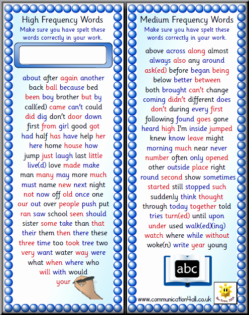 Two Sided Bookmark Template Awesome Literacy