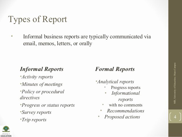 lecture 7 report management system