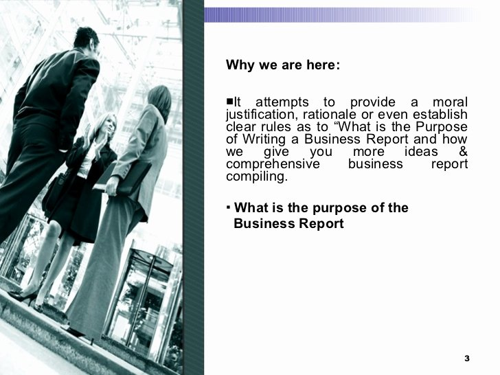Types Of Business Report Elegant Types Of Business Reports