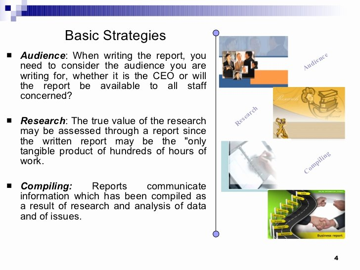 Types Of Business Report Lovely Types Of Business Reports
