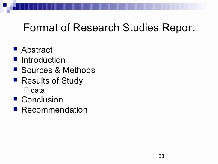 Types Of Business Report New Types Of Business Reports