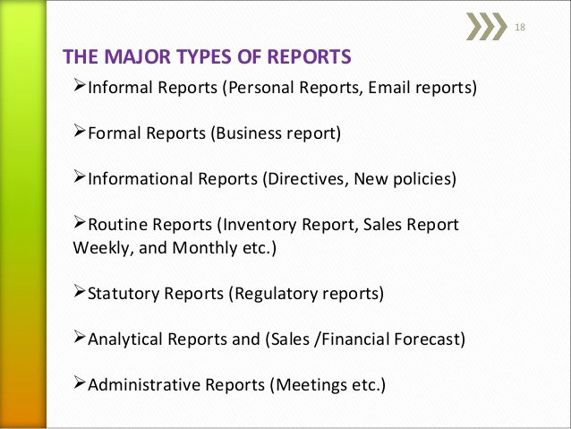 Types Of Business Reports Elegant Kinds Of Business Reports Pdfeports869 Web Fc2