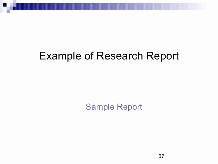 Types Of Business Reports Elegant Types Of Business Reports