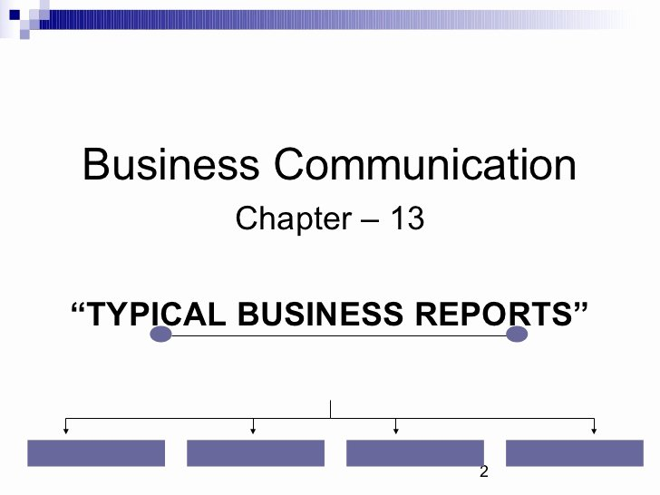 Types Of Business Reports Luxury Different Types Of Reports In Business Munication What