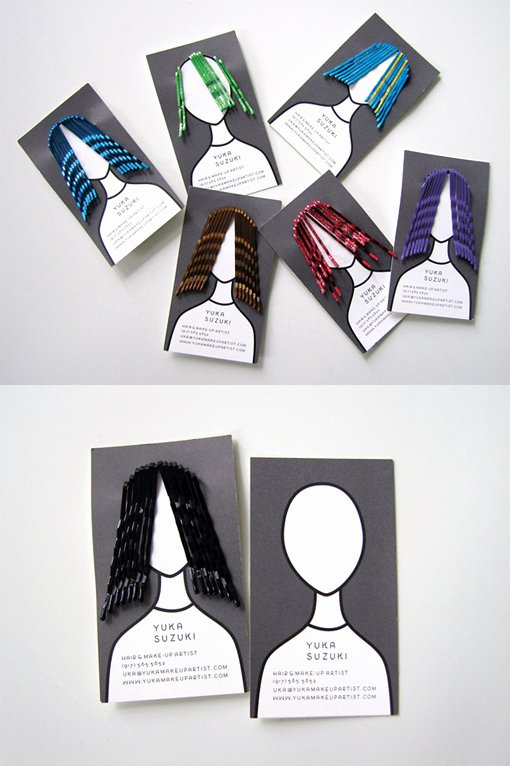 Unique Hair Stylist Business Cards Elegant Creative Business Cards for A Hairdresser Cardobserver