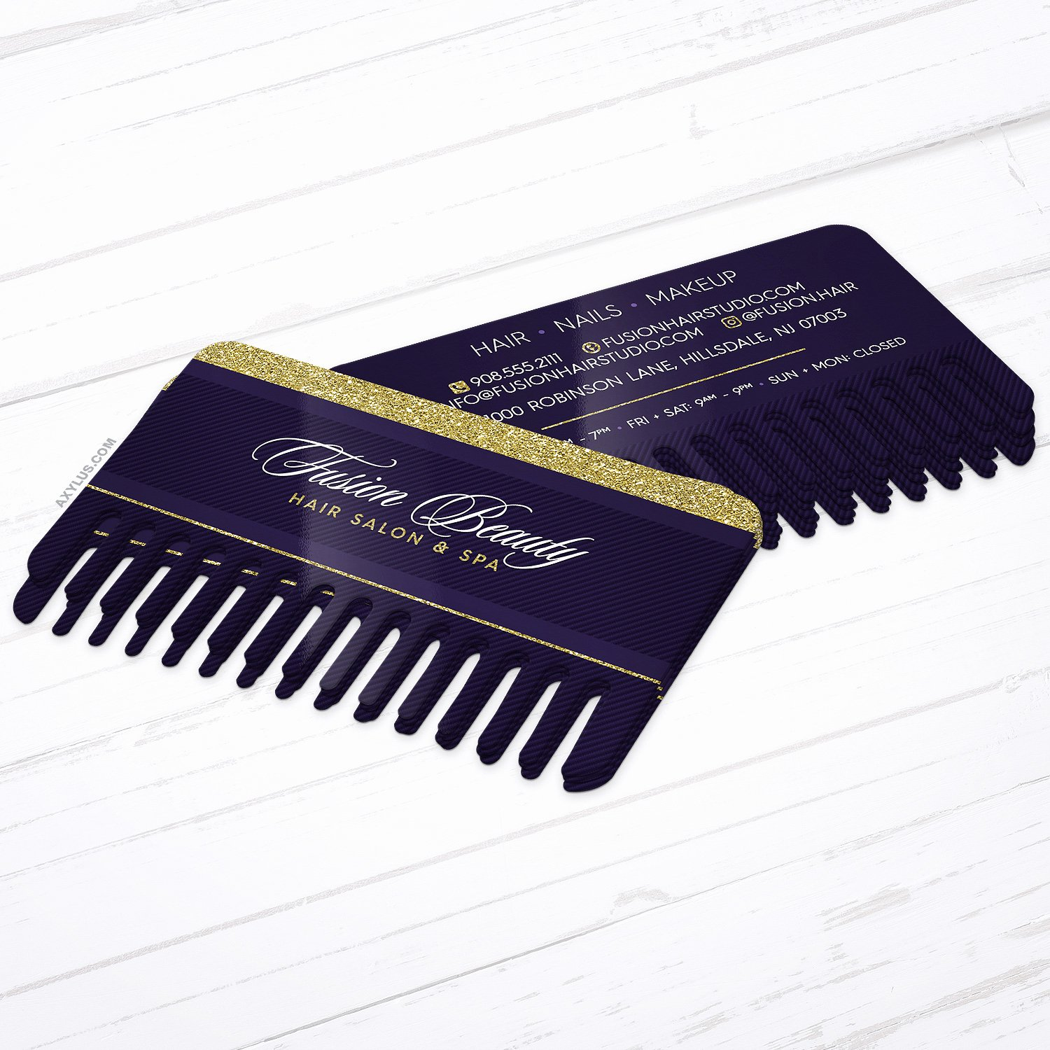 Unique Hair Stylist Business Cards Inspirational Unique Hair Stylist Business Cards • B Shaped Die Cut