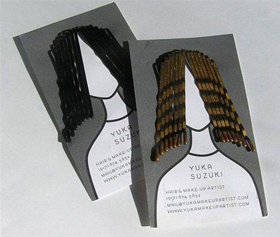 Unique Hair Stylist Business Cards Unique List Nation 52 Amazing Business Card Designs