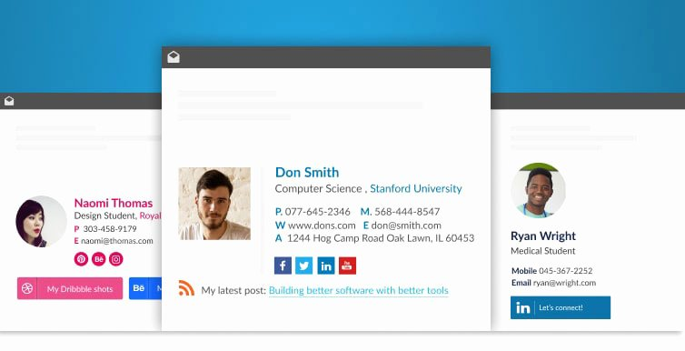 University Student Email Signature Unique Email Signature for Email Signature for College Students 5 Tips for Students