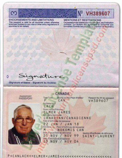 Us Passport Template Psd Best Of Drivers License Fake Drivers License Drivers License Psd