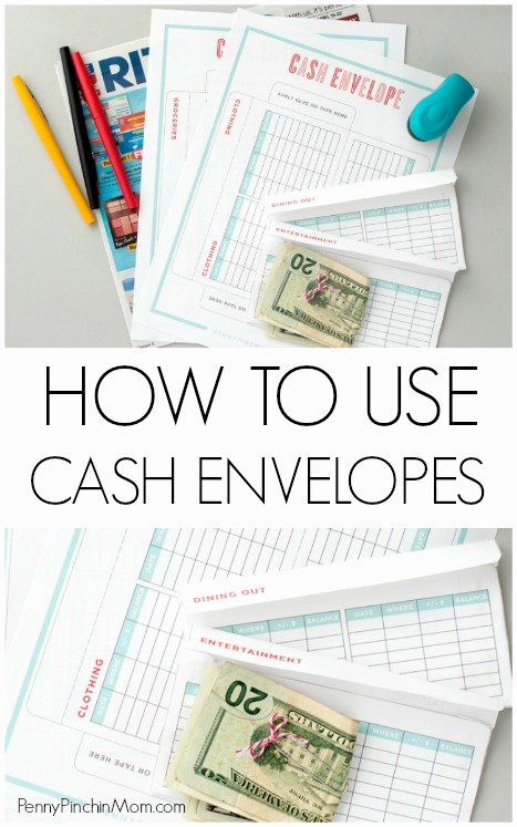 Use Of Funds Template Beautiful the Ultimate Cash Envelope System Guide to Use In 2019