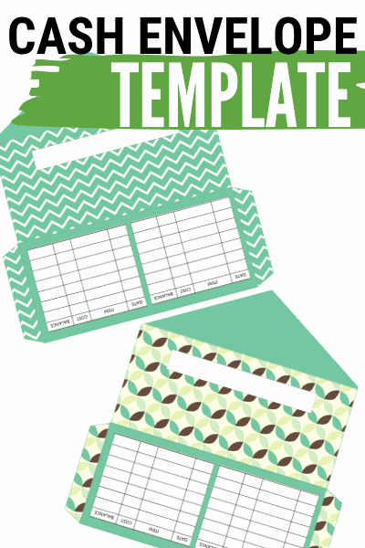 Use Of Funds Template Luxury Free Cash Envelope Template and How to Use them
