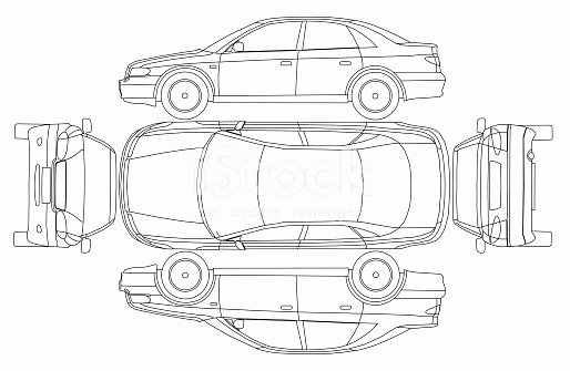 Vehicle Condition Report Template Unique Car Line Draw Insurance Rent Damage Condition Report form Stock Vector Art & More Of 2015