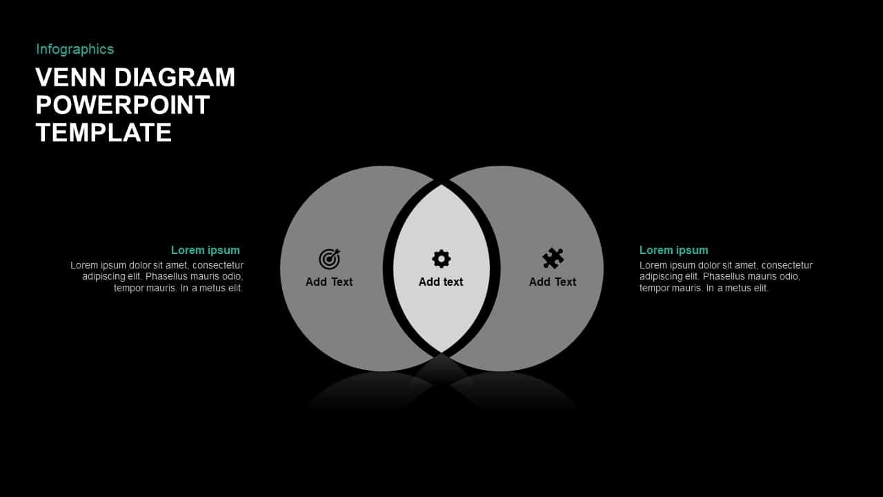 Venn Diagram Powerpoint Template Beautiful Venn Diagram Powerpoint Template & Keynote Slidebazaar
