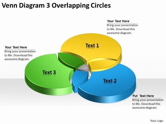 Venn Diagram Powerpoint Template Luxury Download Free 3 Circle Venn Diagram Template In Ppt thepiratebaybags