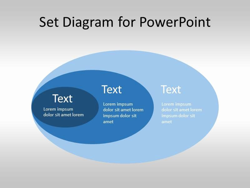 Venn Diagram Template Powerpoint Awesome Free Set Diagram for Powerpoint Venn Diagram Template