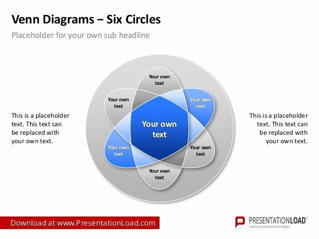 Venn Diagram Template Powerpoint Lovely Powerpoint Venn Diagram Template