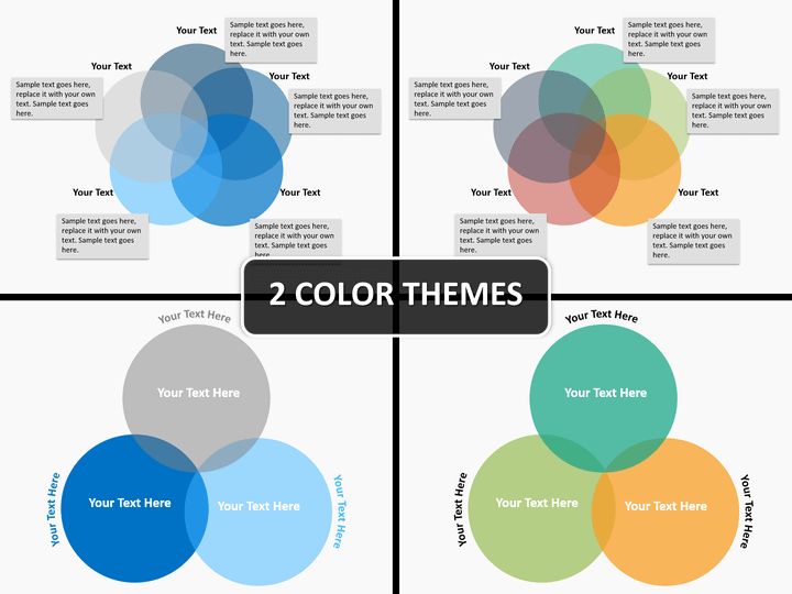 Venn Diagram Template Powerpoint Luxury Venn Diagram Powerpoint Template
