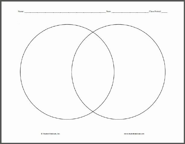 Venn Diagram Template Word Lovely Creating A Venn Diagram Template
