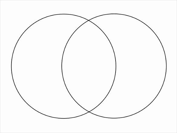 Venn Diagram Template Word Unique 10 Microsoft Word Venn Diagram Templates