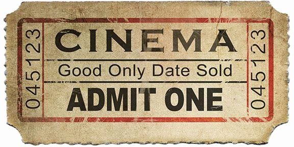 Vintage Movie Ticket Template Fresh Hi Res Old Movie Tickets Shop Design